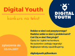 Konkurs Digital Youth