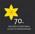 70 rocznica wybuchu Powstania w Getcie Warszawskim